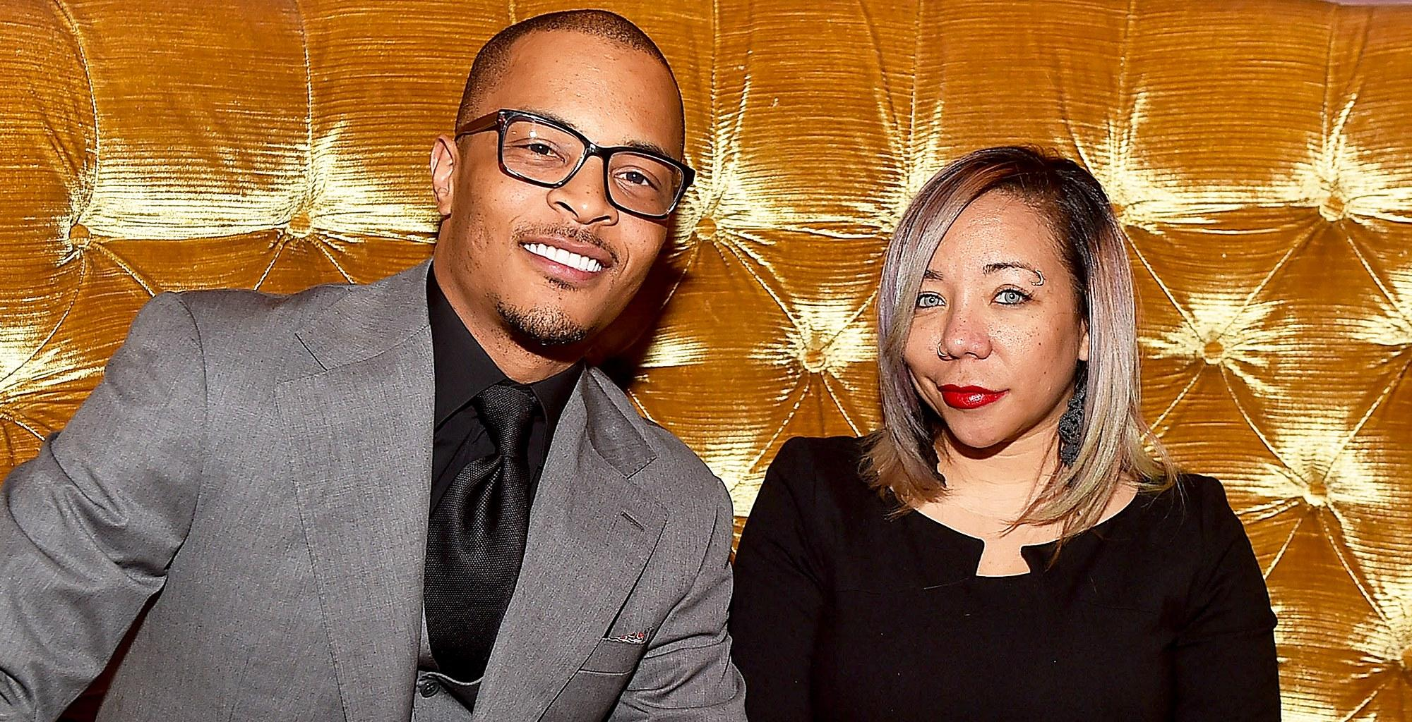 T.I. Celebrates All The Ladies In His Life On Mother's Day -- Rapper Posts Special Pictures Of Tiny Harris, Violeta Morgan, And Dianne Cottle-Pope