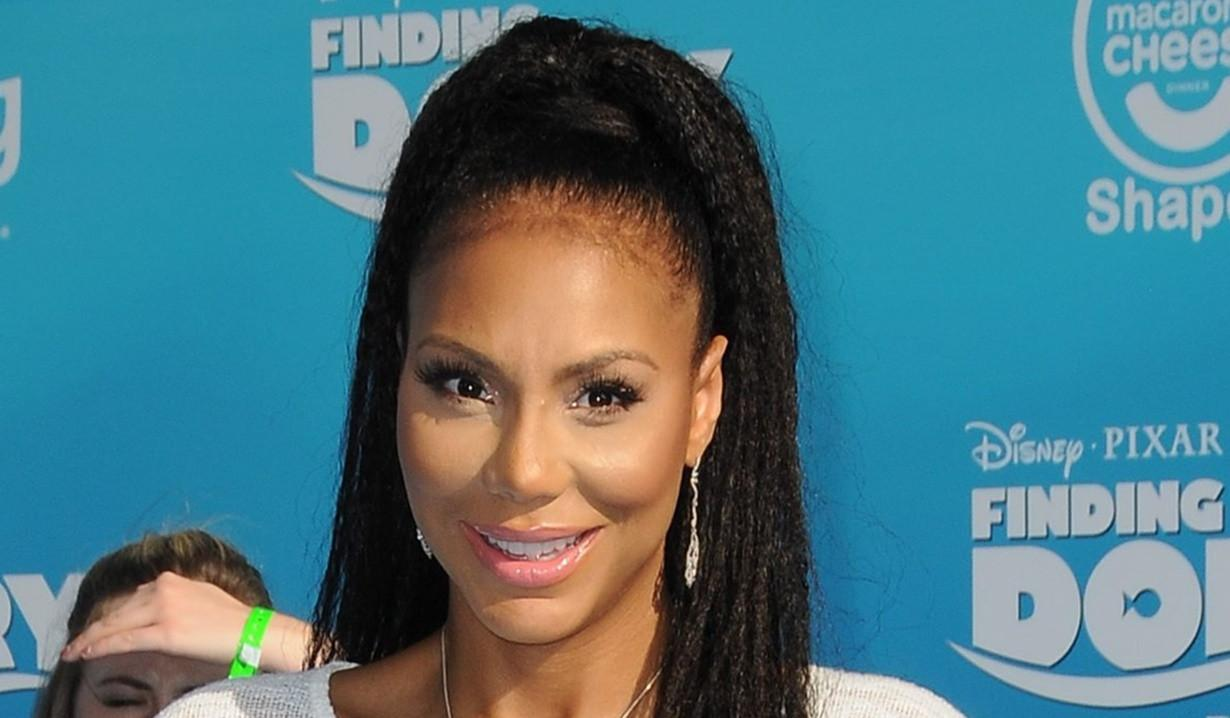 Tamar Braxton Reveals The Secret For An Amazing Looking Hair