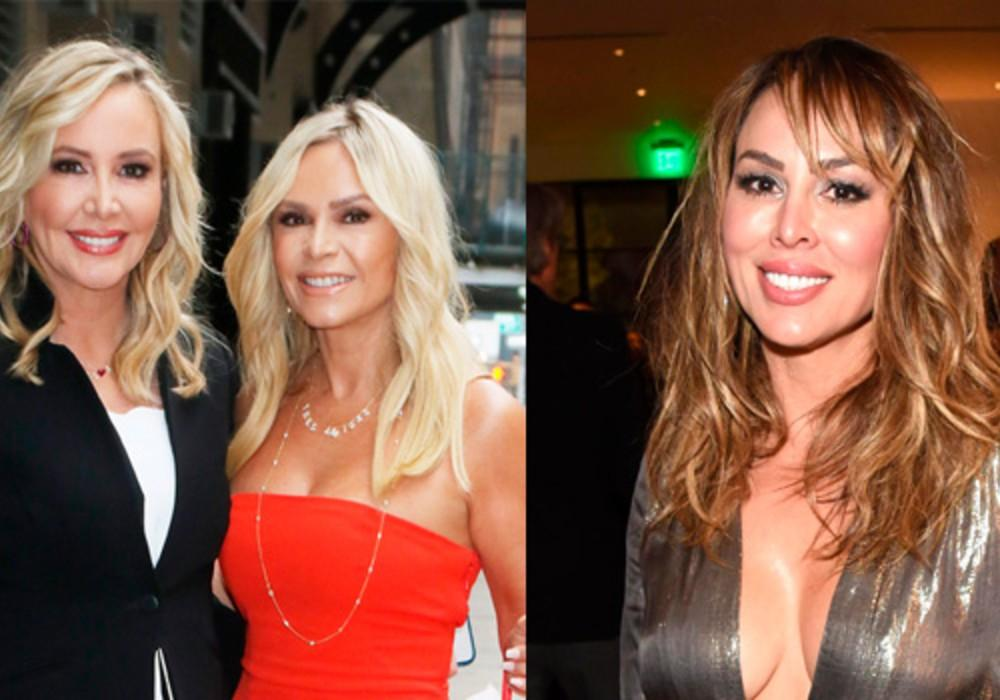 Tamra Judge Slams Shannon Beador And Kelly Dodd's Friendship, Says She Doesn't Want To See It