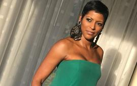 Tamron Hall's Baby Boy, Moses, Finds Himself Competing With A Bird In Hilarious Video