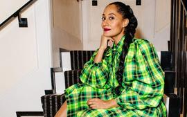 Tracee Ellis Ross Sets The Place On Fire With Vintage Bodysuit Photo -- But The 'Black-Ish' Star Is Overshadowed For This Juicy Reason