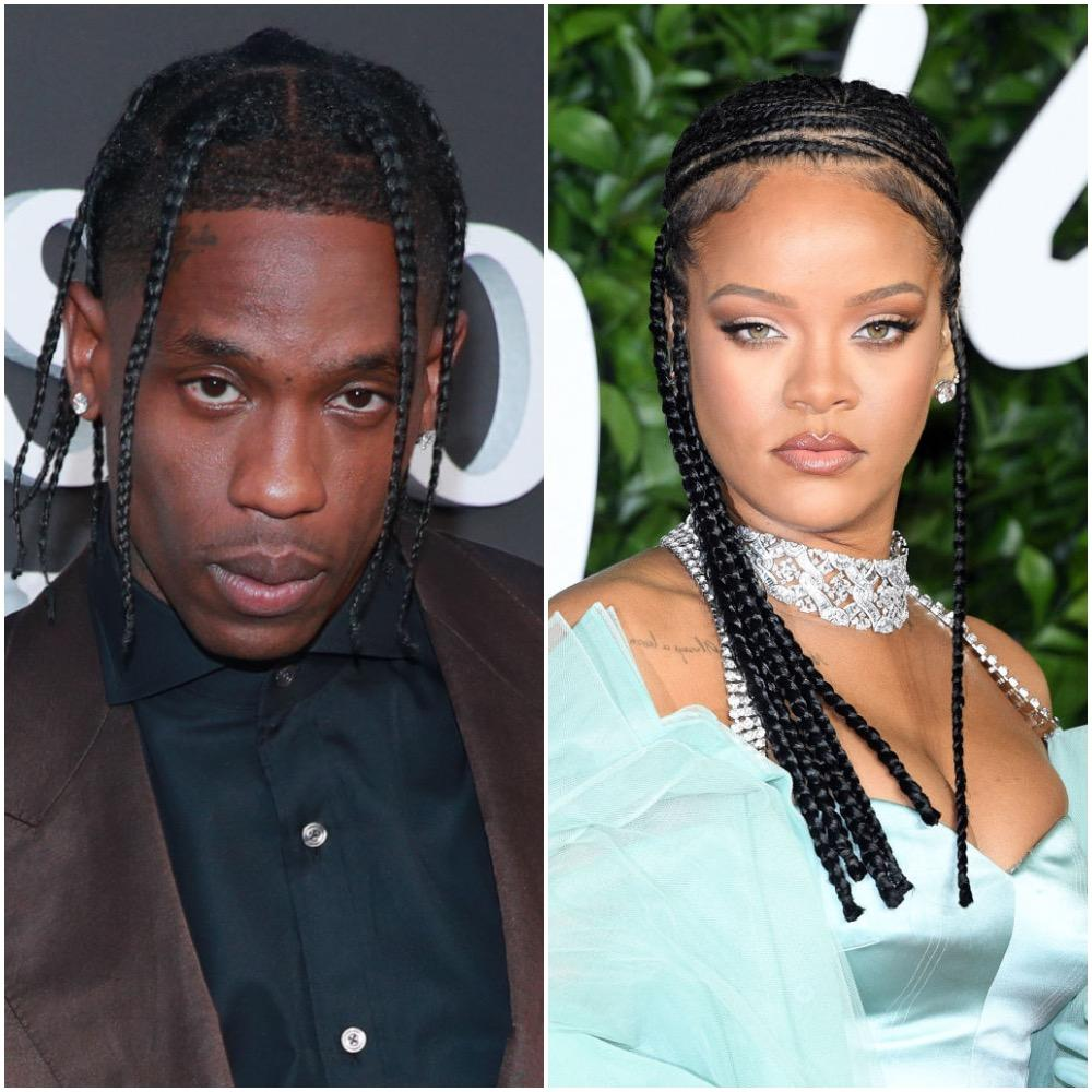 Travis Scott And Rihanna Secretly Dated For Months, Podcast Reveals!