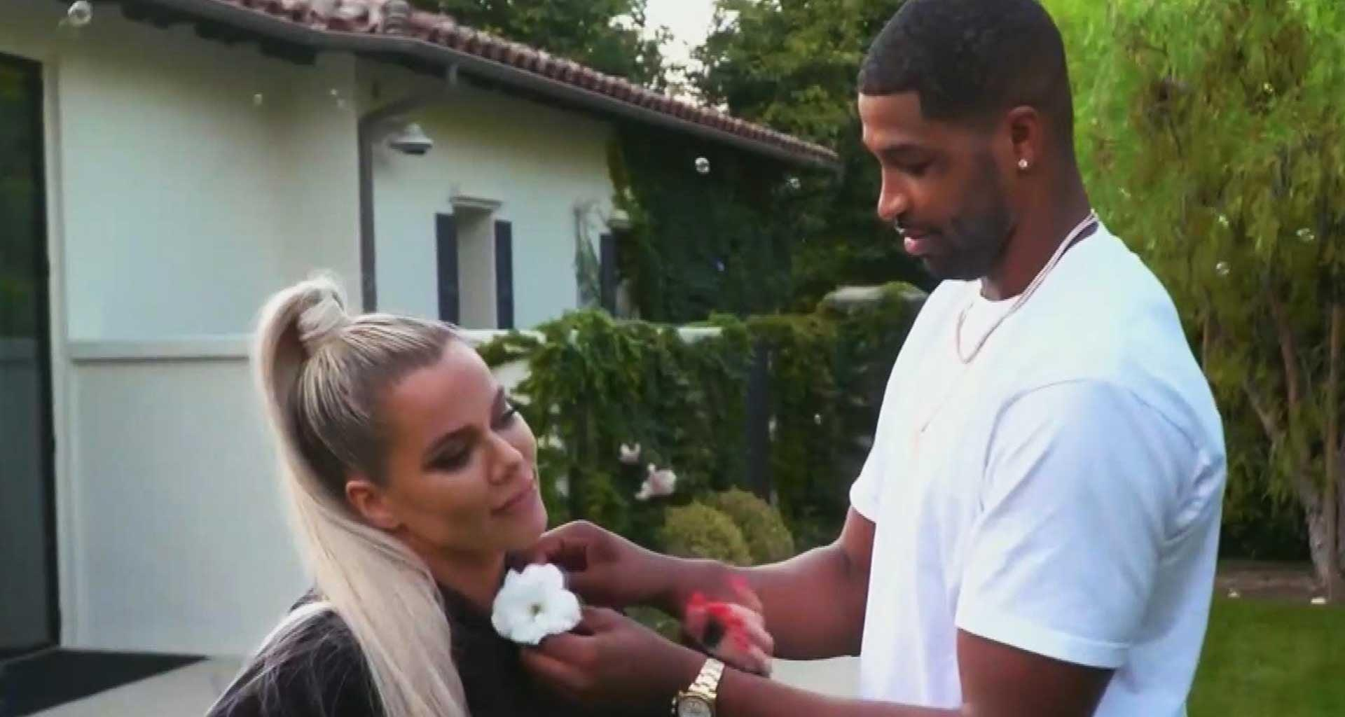 KUWK: Tristan Thompson Flirts With 'Baddie' Khloe Kardashian Again After She Shows Off Her New Look!