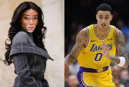 Winnie Harlow And NBA Player Kyle Kuzma Rumored To Be In A Relationship