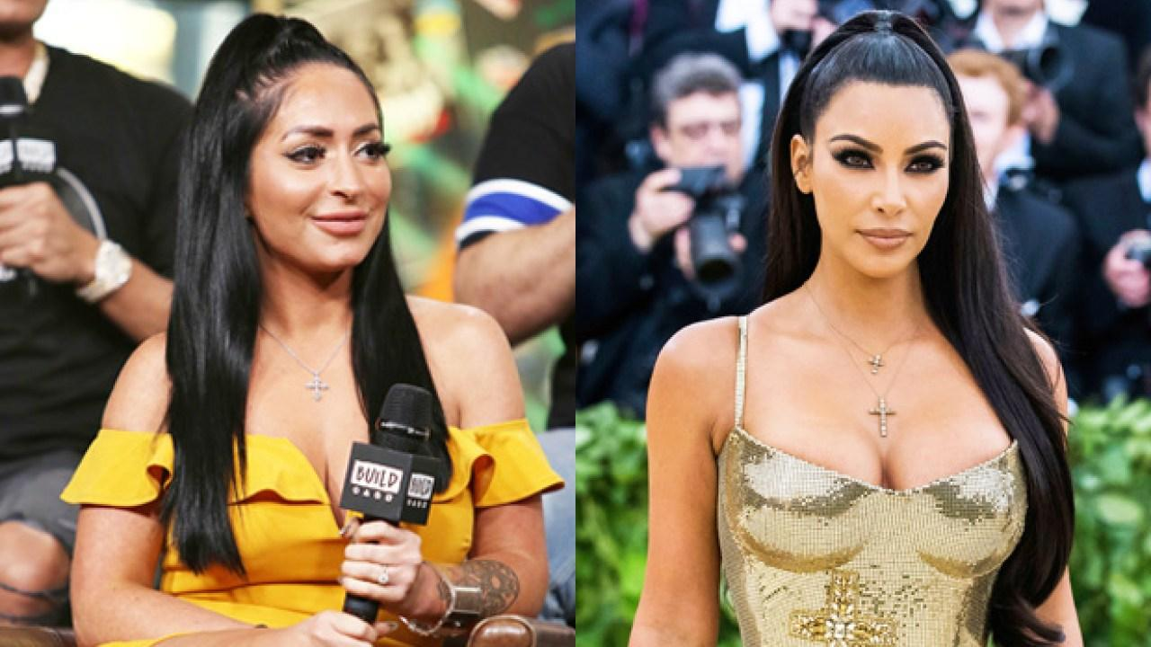 Angelina Pivarnick Says She's Not Bothered By The Kim Kardashian Comparisons - Here's Why!