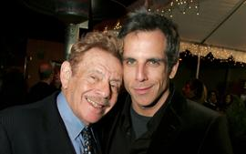 Ben Stiller Says He And Sister Amy Were With Dad Jerry When He Passed - Talks About His Final Days