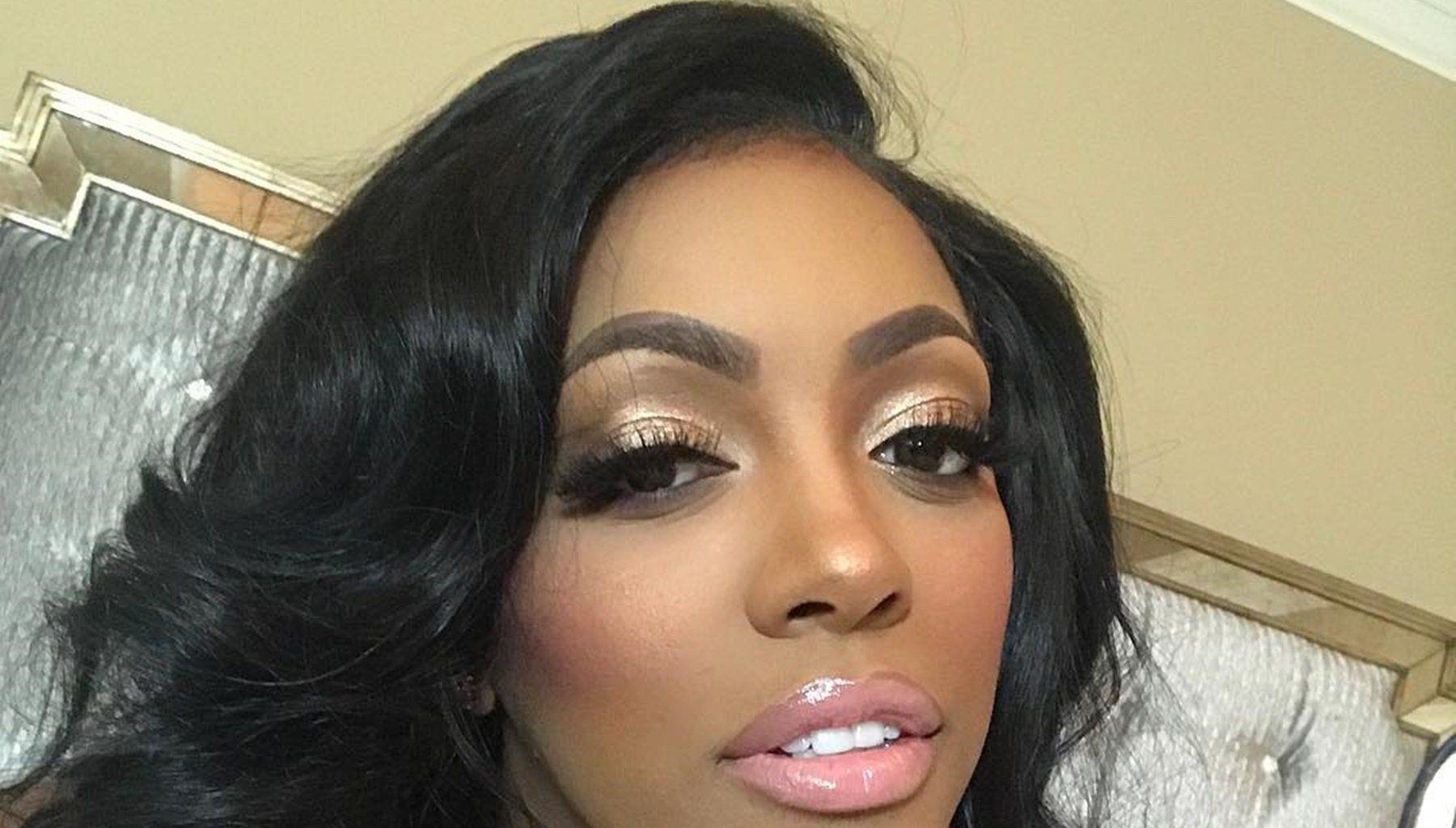 Porsha Williams Shows Off A New Look And Her Fans Are Here For It
