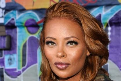 Eva Marcille Talks About Giving Back To The Community - Check Out The Video