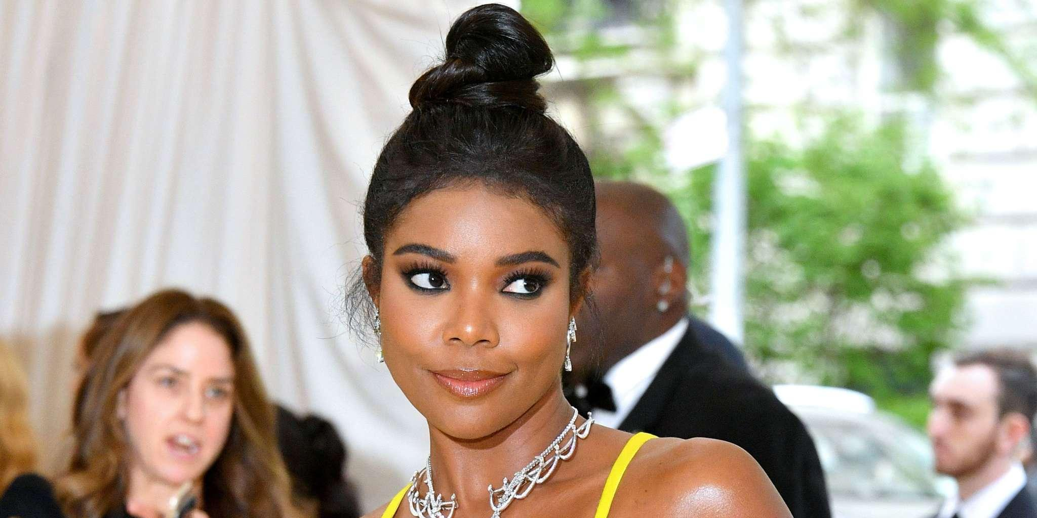 Gabrielle Union's Latest Photo Of Baby Kaavia Has Fans Smiling - The Mom Sends A Strong Message