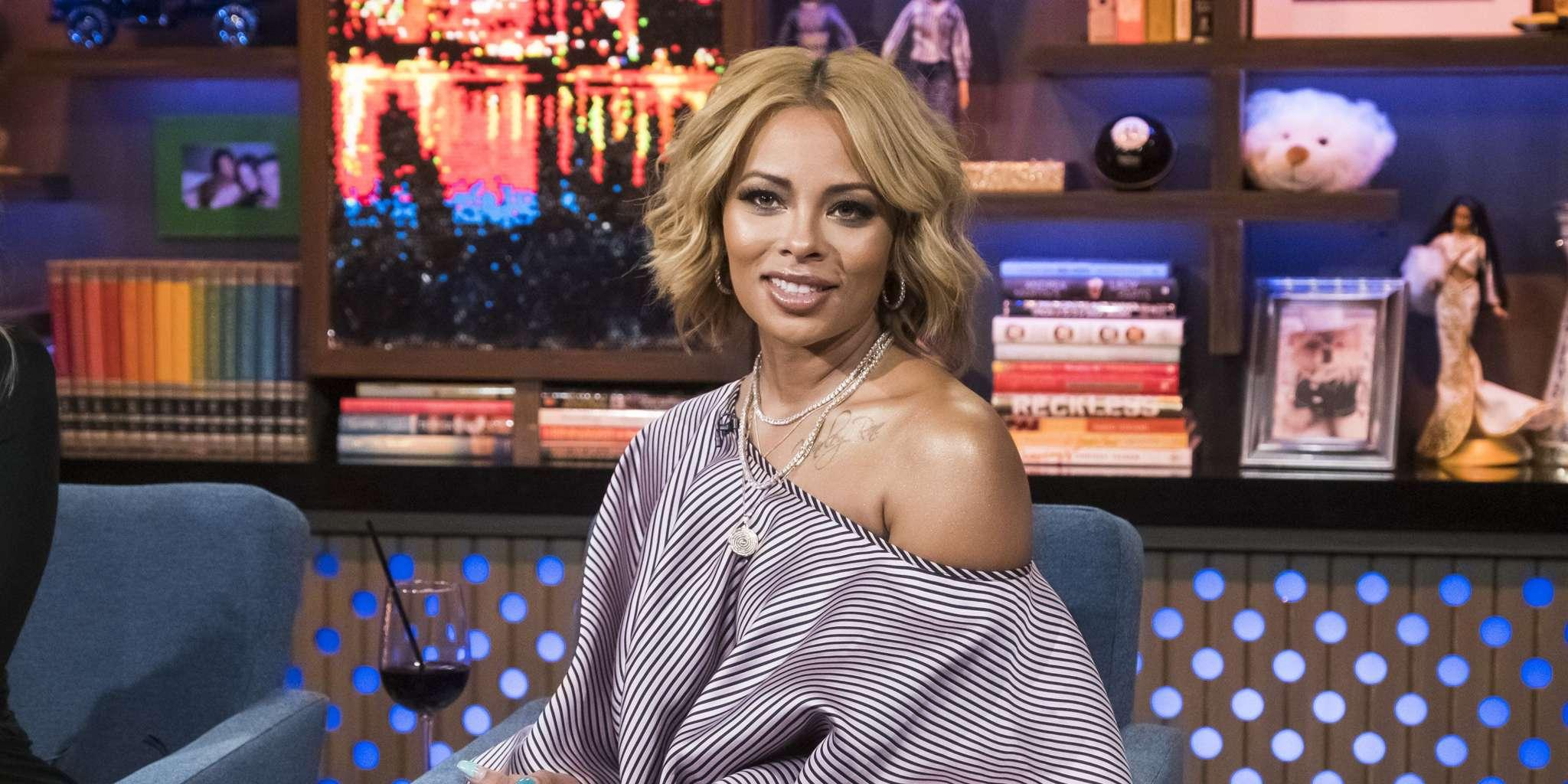 Eva Marcille Honors Mothers Everywhere Tomorrow - Read Her Message