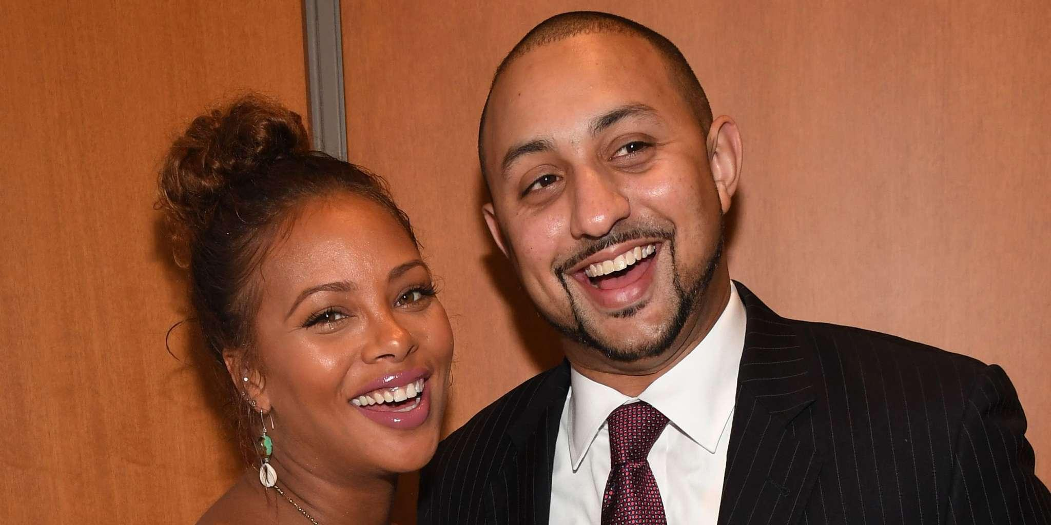 Eva Marcille Shared The Sweetest Photo Of Michael Sterling And Their Son, Maverick - These Two Are Twinning!