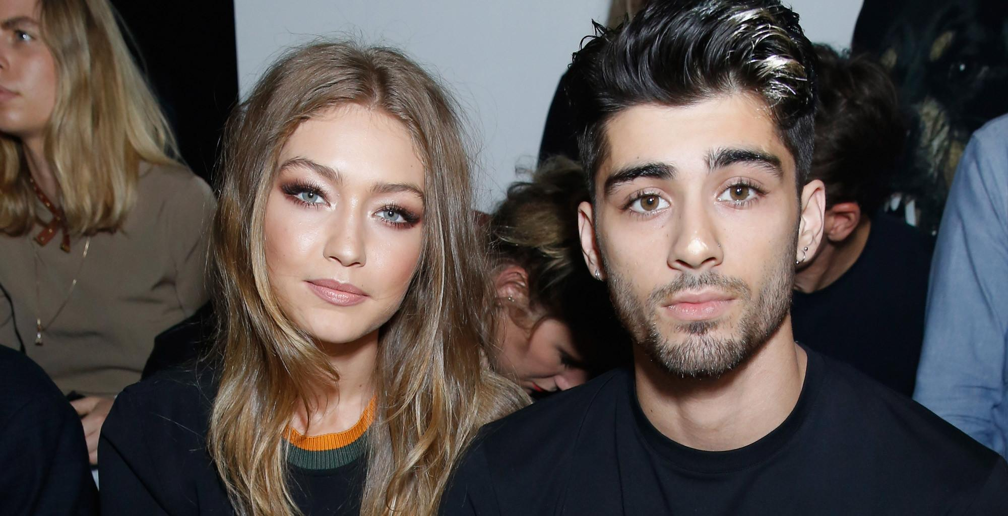 Zayn Malik And Gigi Hadid Fans Are Convinced They're Already Engaged After Seeing His New Tattoo!