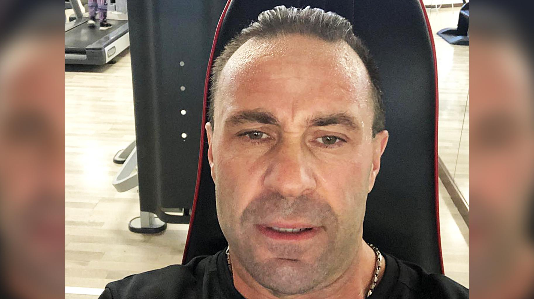 Joe Giudice Reportedly Super Excited For His First Boxing Match - Has Been Training Hard!