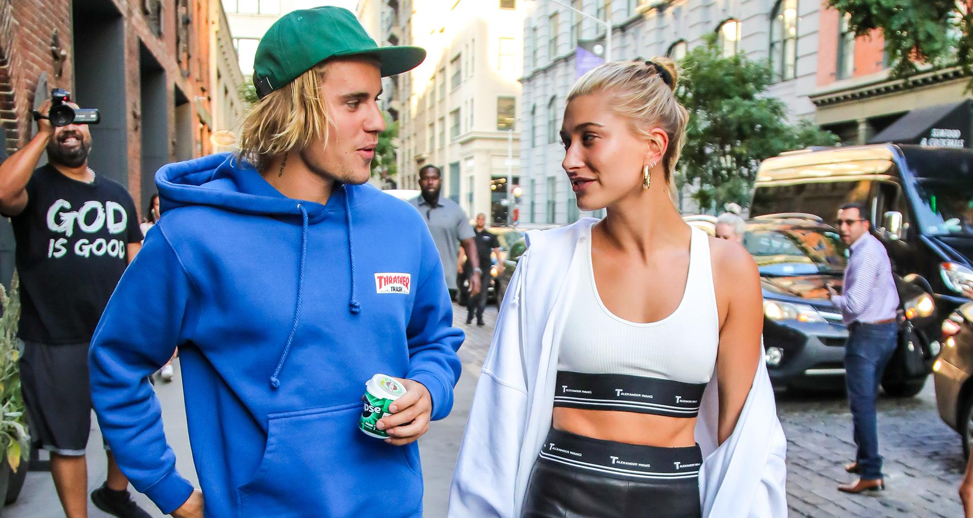 Justin Bieber And Hailey Baldwin - Here's Why They Returned To L.A. After Quarantining For 2 Months In Canada!
