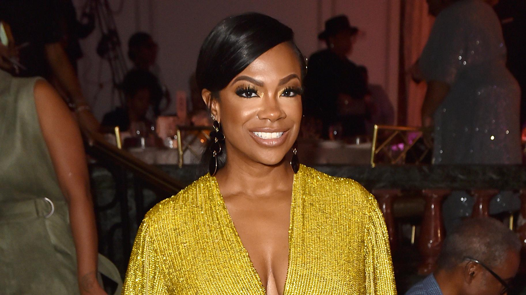 Kandi Burruss Enjoys The Best Weekend With Riley Burruss Who Is Sporting Her New Hair - Mama Joyce And Todd Tucker Celebrate Together!
