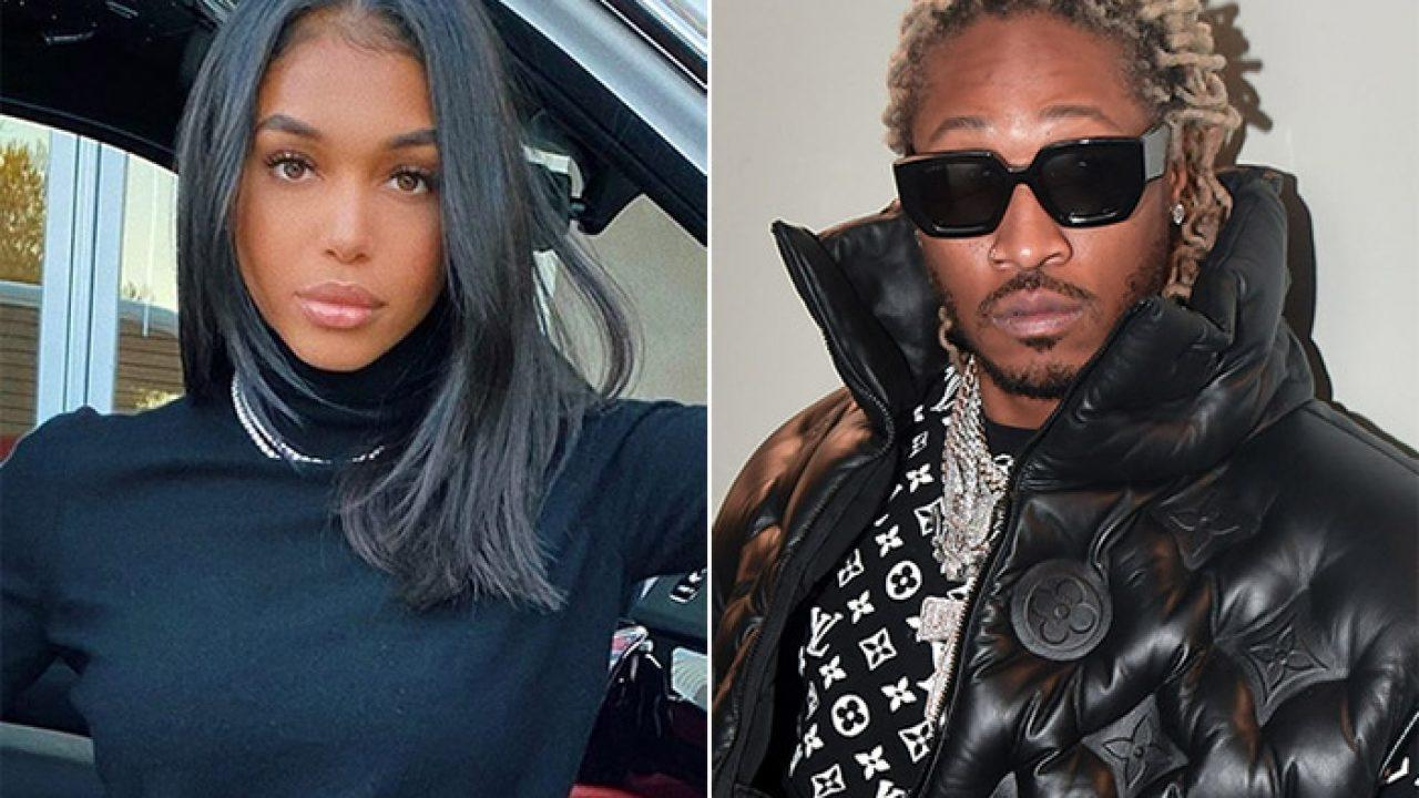 Lori Harvey Gushes Over Future After He Mentions Her Name In New Song!