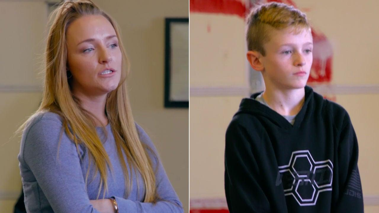 Maci Bookout Responds To Backlash Over Putting Young Son Bentley On A 'Strict Diet'