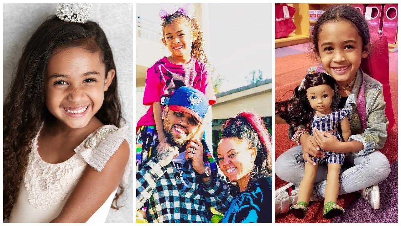 Chris Brown's Daughter, Royalty Brown Is Killing Chris' 'Go Crazy' Challenge, Showing She's As Talented As Her Dad - See The Two Dancing!