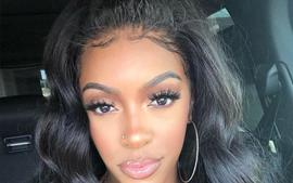 Porsha Williams Announces Fans That The Dish Nation Complete Crew Is Back