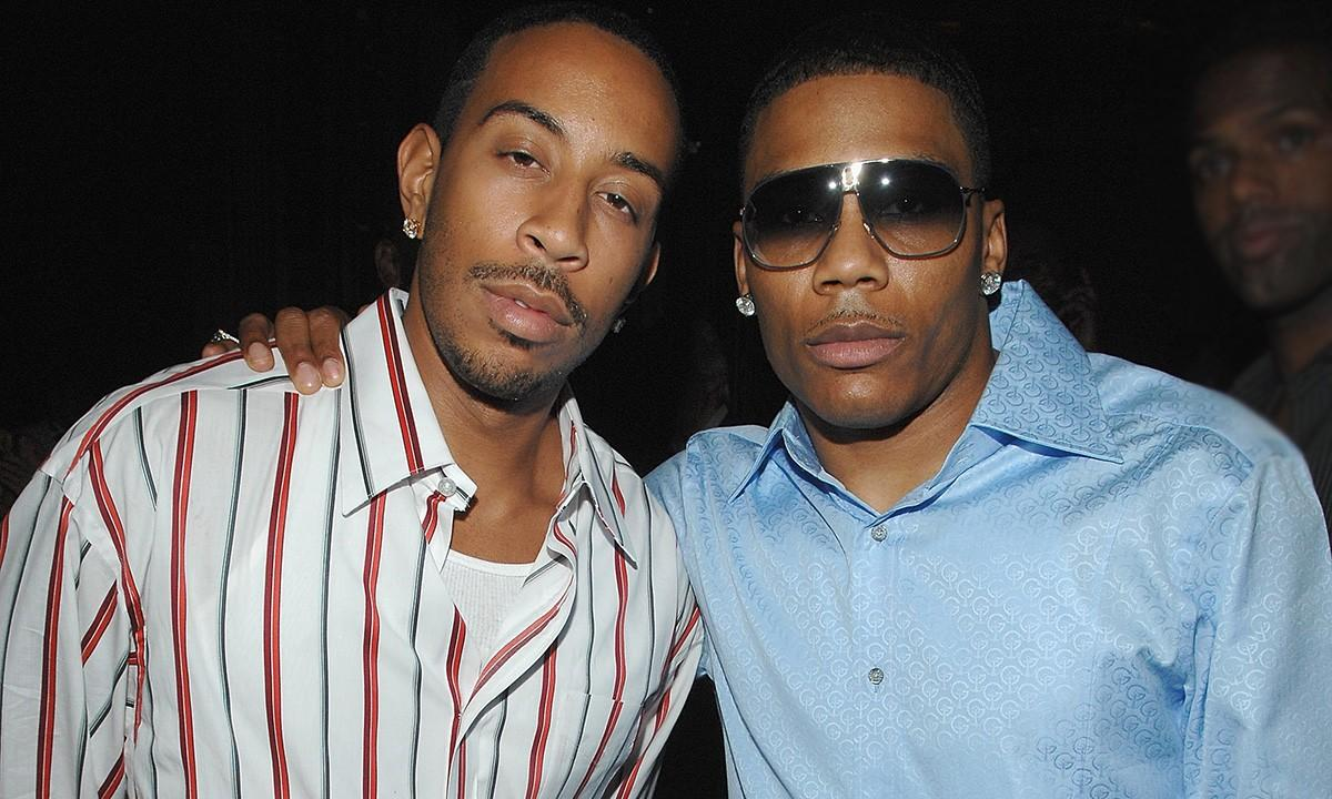 Ludacris' Hilarious Reaction To Nelly Suggesting They Go On Tour Together Goes Viral And Fans Can't Stop Memeing It!