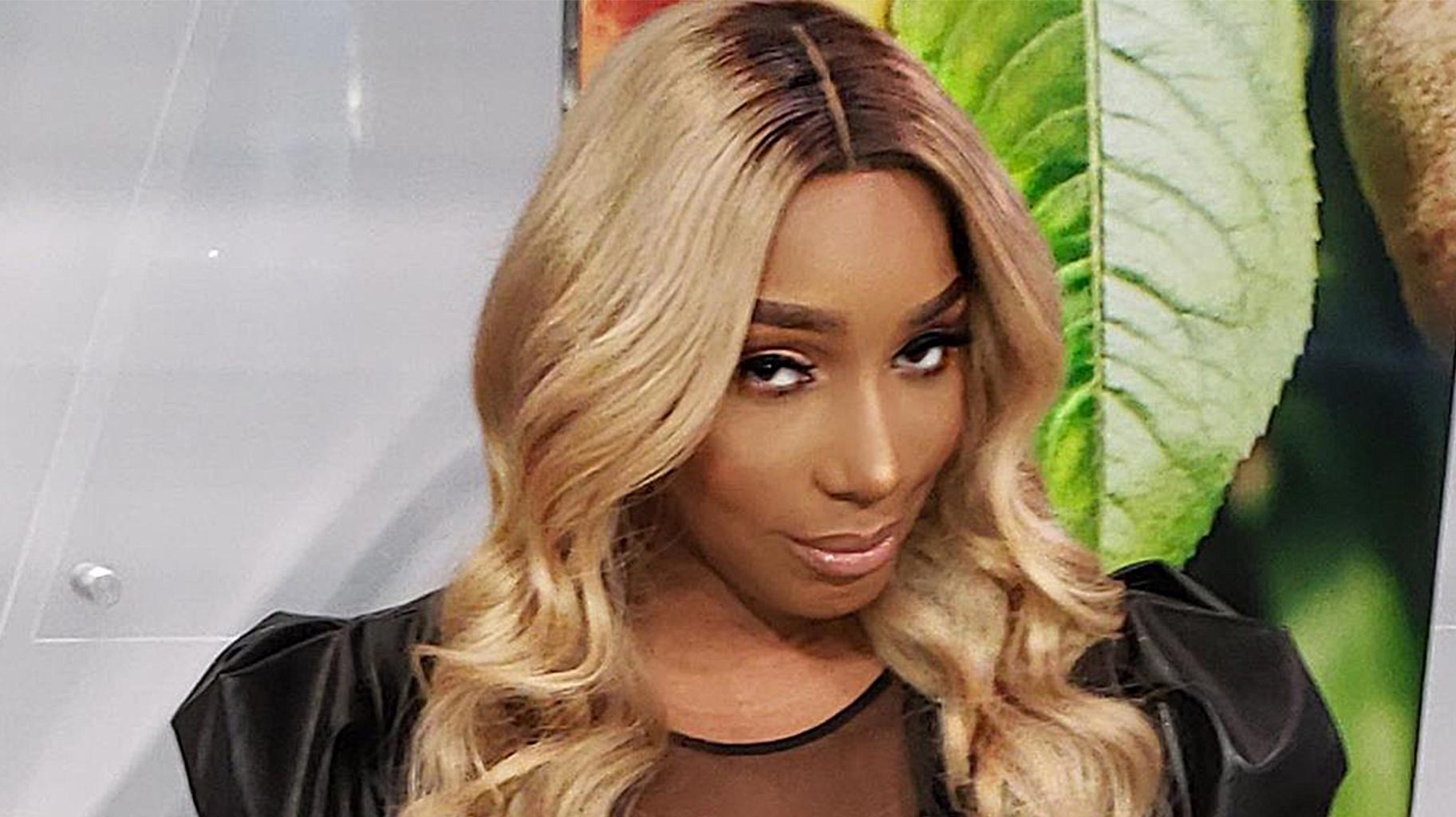 NeNe Leakes Shows Off A New Look During Her Video With Lamar Odom And Sabrina Parr And Some Fans Hate It!