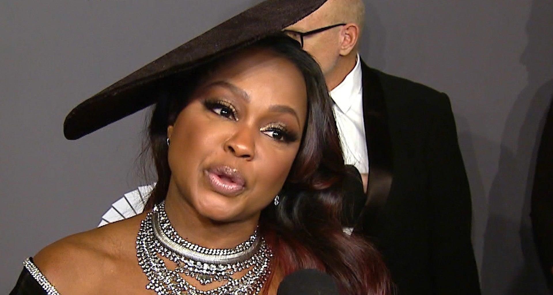 Phaedra Parks Is Flaunting A Massive Cleavage In The Latest Photo Session And Her Fans Are Here For It