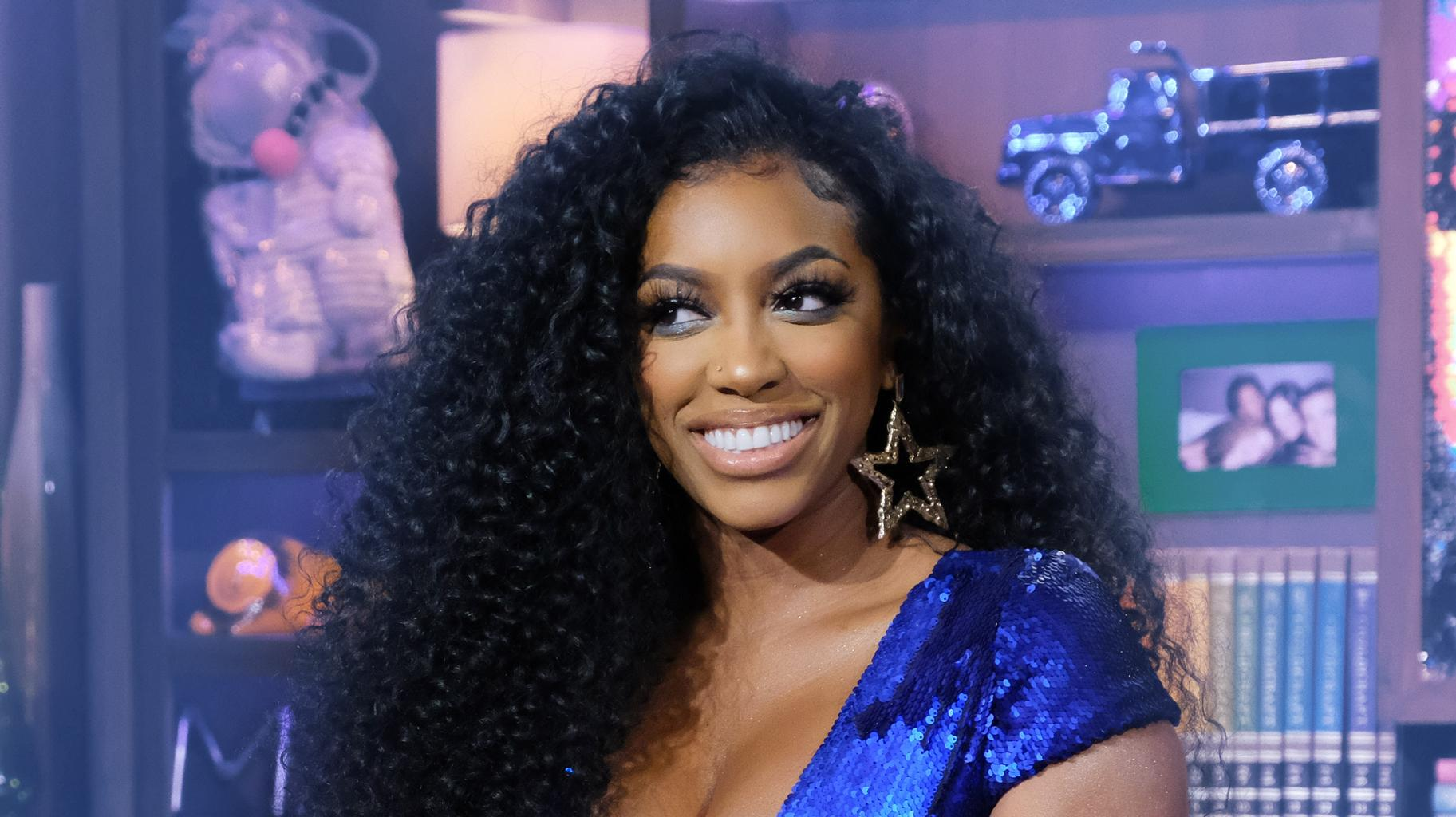 Porsha Williams Shows Off Her Cousin And Fans Say She Looks Like Aaliyah - Check Out Her Gorgeous Pics