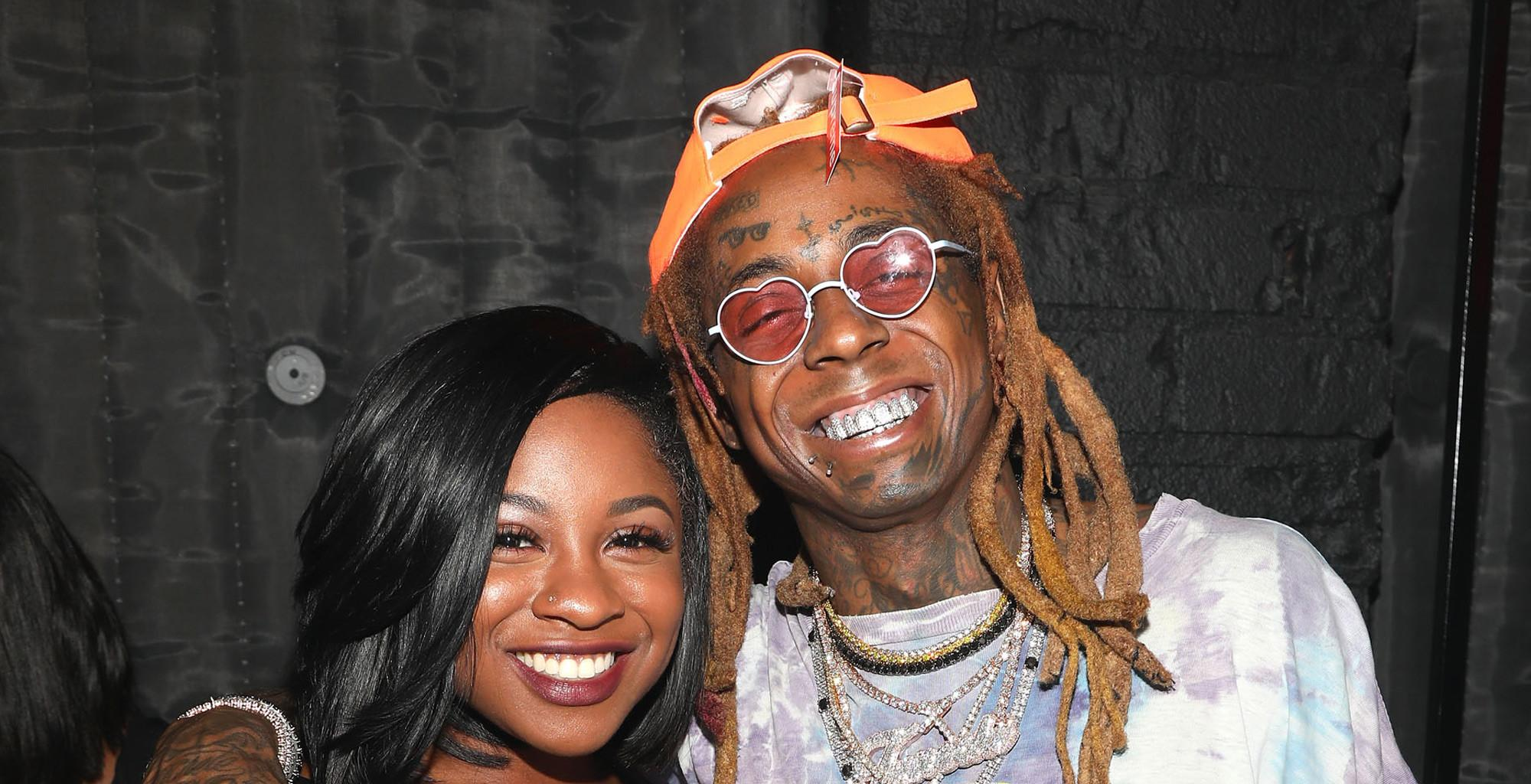 Reginae Carter's Video Featuring Her Dad, Lil Wayne Has Fans Saying She's A Lucky Girl