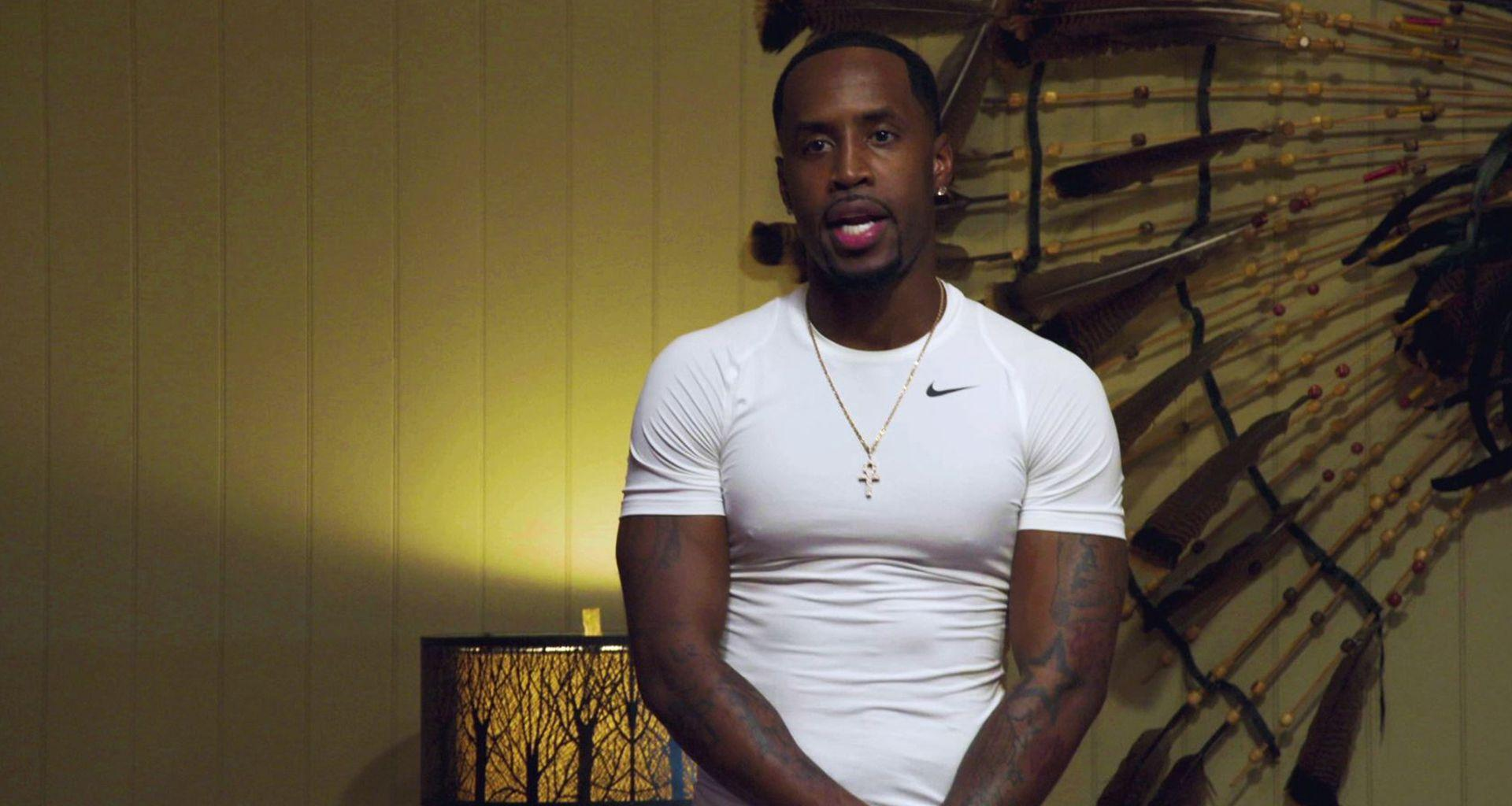 Safaree Has Something To Say About The Man Who Killed George Floyd