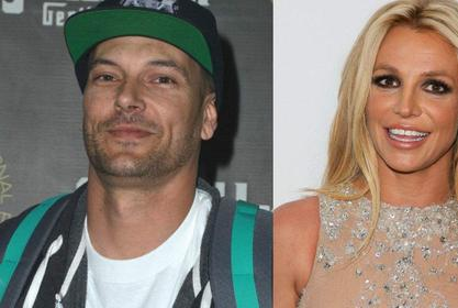 Britney Spears' Ex Kevin Federline 'Very Thankful' For Her BF Sam Asghari - Here's Why!