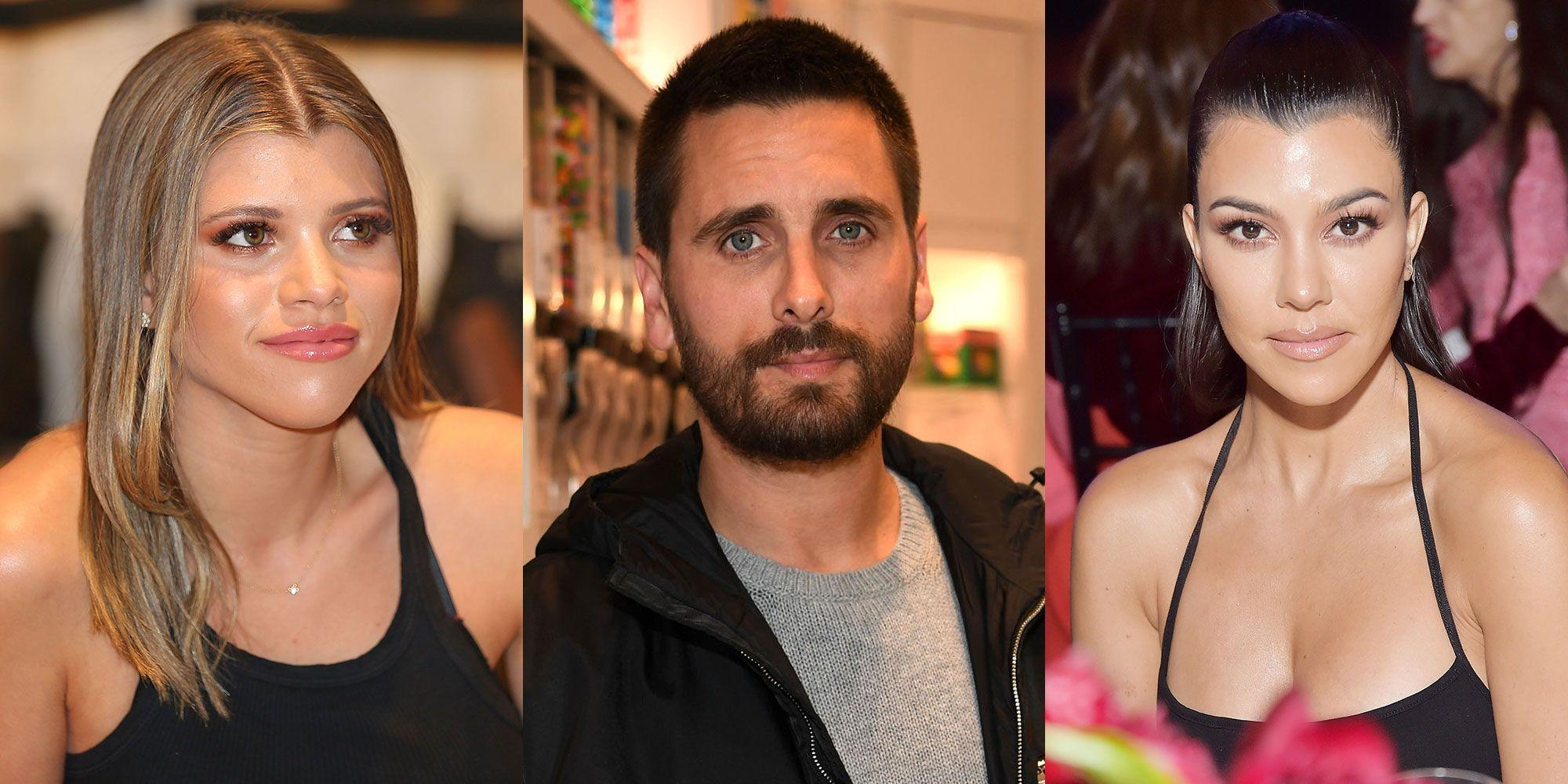 Sofia Richie Willing To Join Forces With Kourtney Kardashian And Help Scott Disick After Rehab Stint - Here's Why She's 'Proud' Of Him!