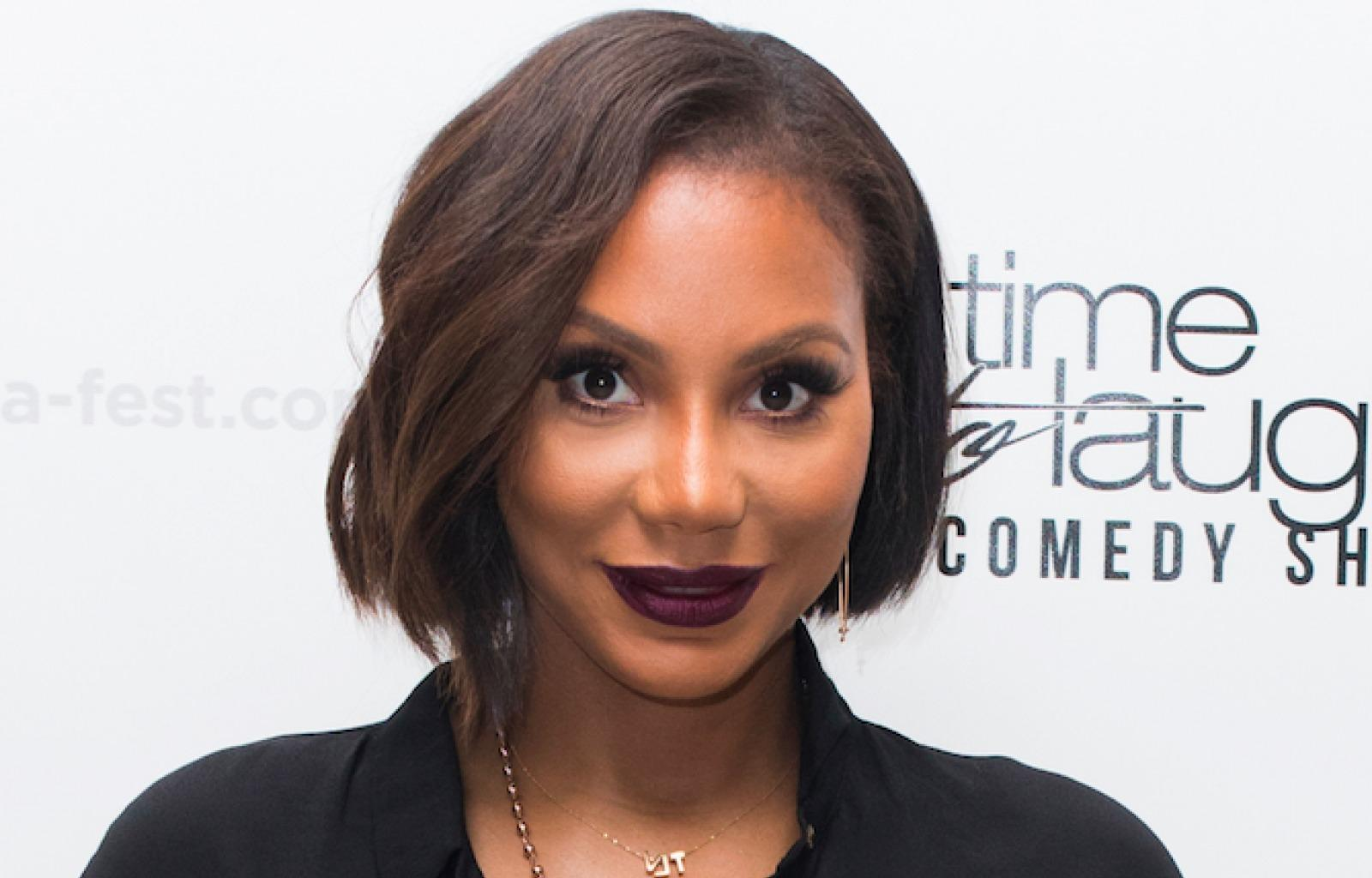 Tamar Braxton Could Not Be Happier Thanks To Her New Show - Check Out Her Emotional Message