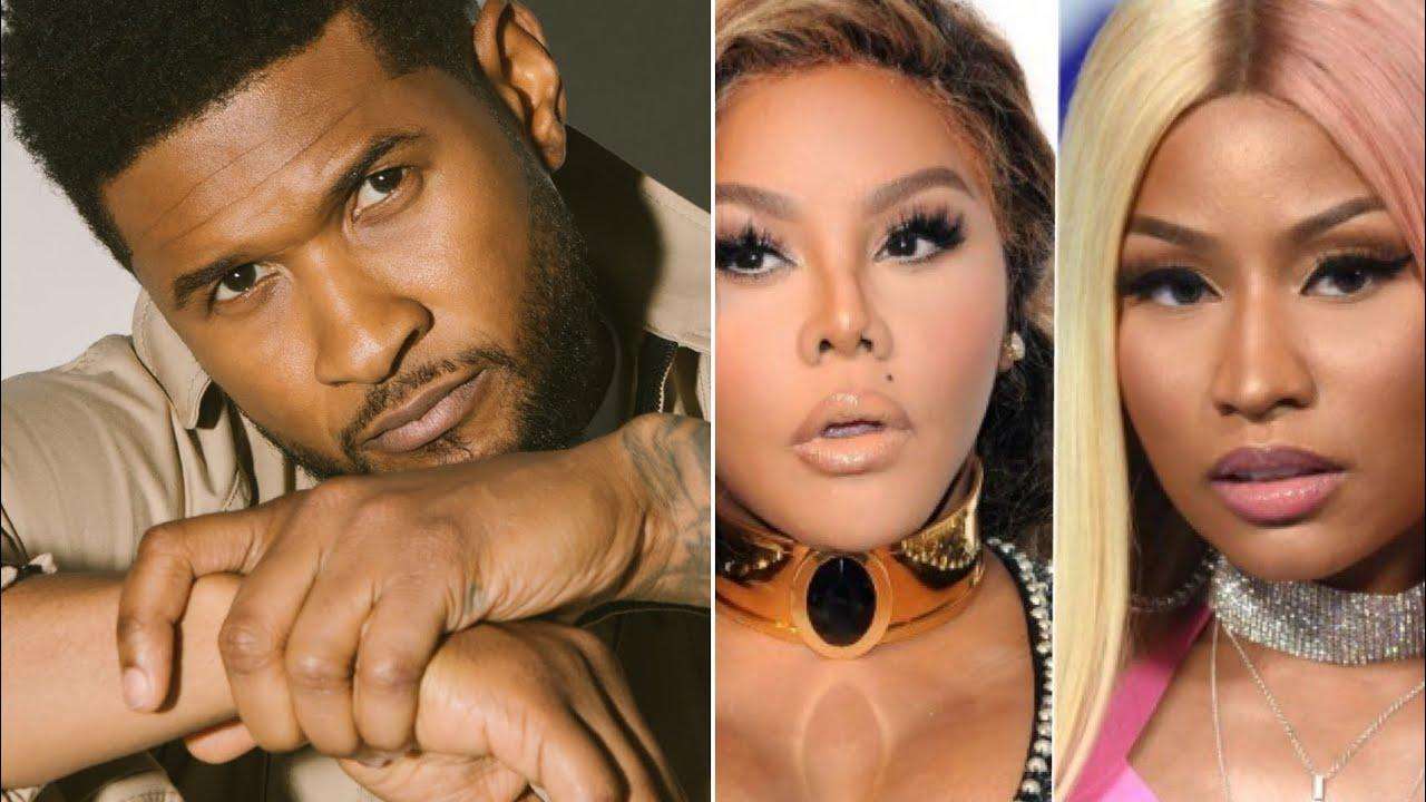 Usher Calls Nicki Minaj A 'Product' Of Lil' Kim And Fans Are Fuming!