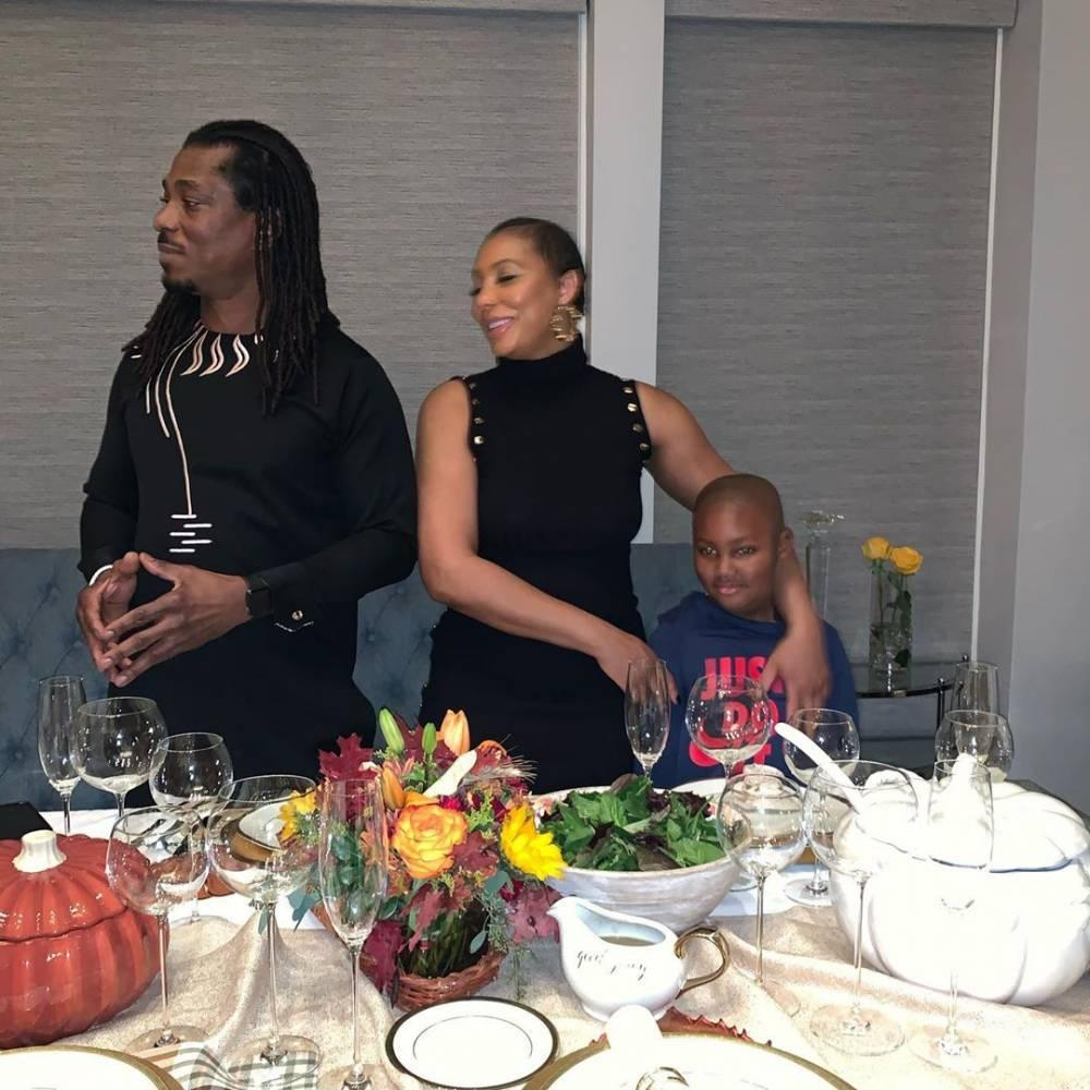 Tamar Braxton's BF, David Adefeso Teaches Fans How To Start Investing In Stocks