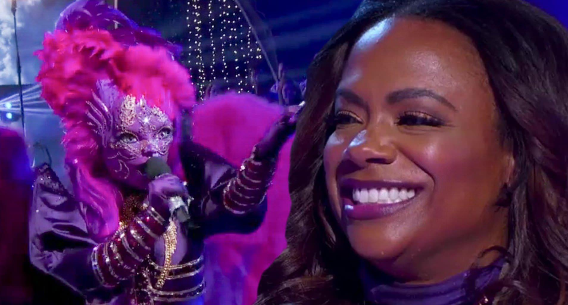Kandi Burruss Goes Beyond The Ball - Check Out Her Recent Announcement