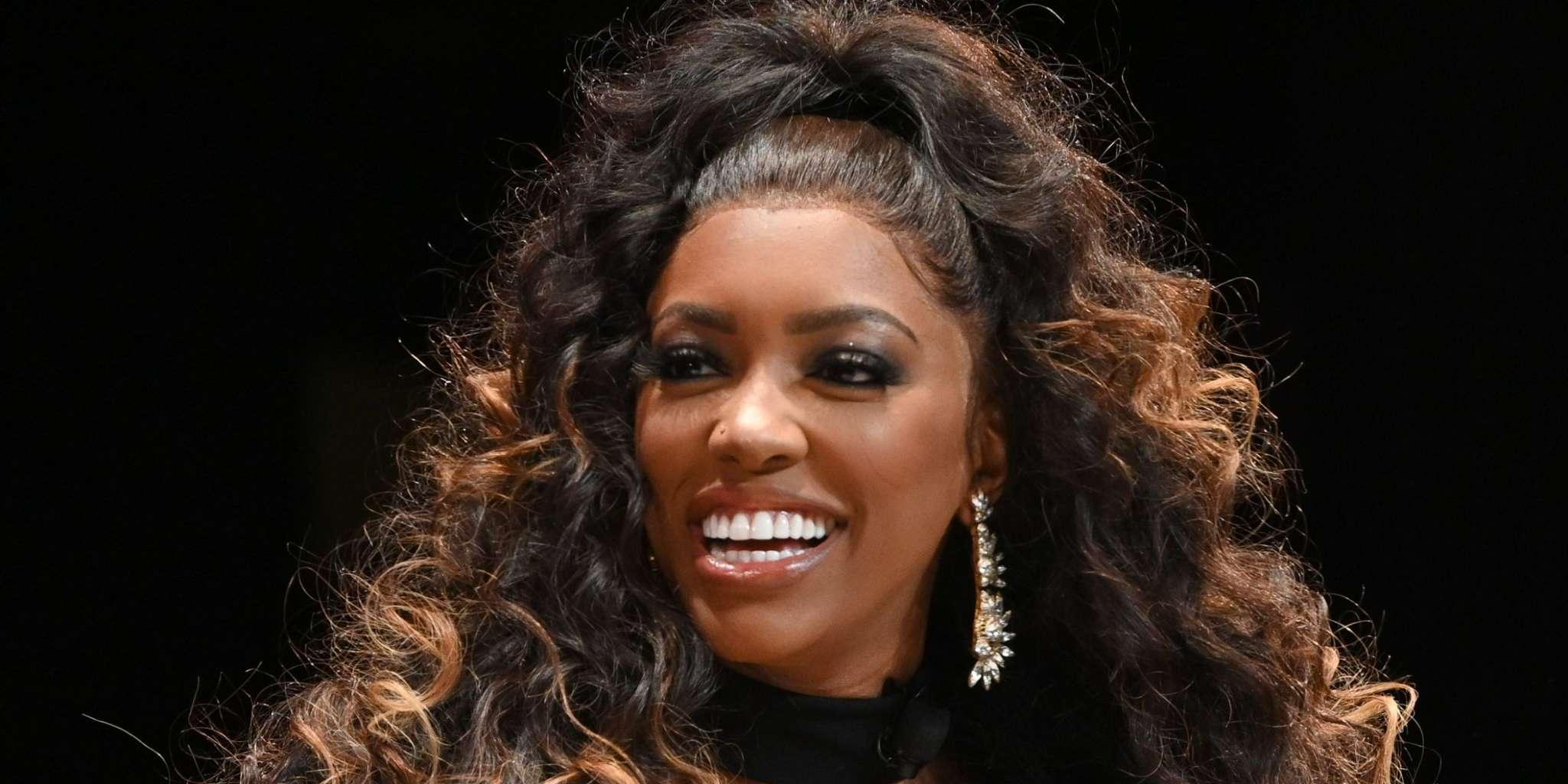 Porsha Williams Makes Her Grandfather Proud With Her Vibe - See The Video