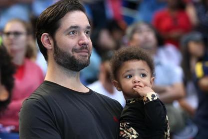 Alexis Ohanian Explains How Anger And Love Pushed Him To Make This Unprecedented Move In Video With Wife Serena Williams