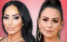 Jersey Shore Viewers Turn Against Angelina Pivarnick After Seeing The Real Footage From Her Wedding On Jersey Shore