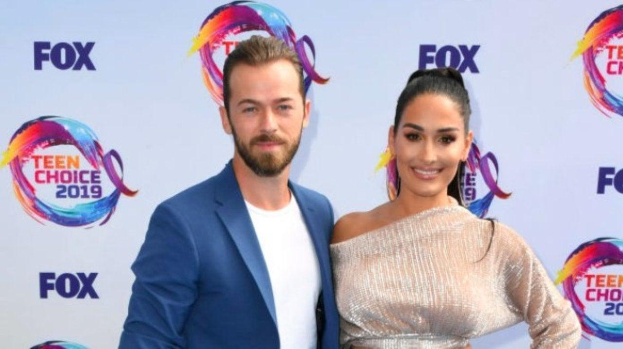 Artem Chigvintsev Is 'Super Excited But Stressed' To Welcome Baby With Nikki Bella Says Friend