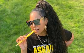 Ashanti Flaunts Her Epic Leg Game In New Photo -- Fans Understand Why Rapper Maino Nearly Lost His Mind When She Rejected Him And Kept Things In The Friend Zone