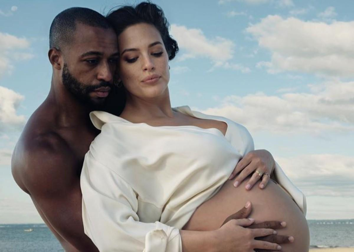 Five Times Ashley Graham Made Pregnancy Amazing