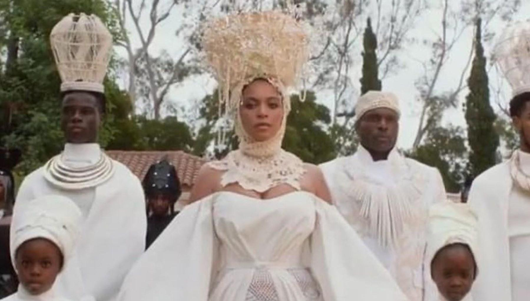 Beyoncé Debuts Trailer For Visual Album 'Black Is King' Featuring Husband Jay-Z And Kelly Rowland -- Is This A Game Changer?