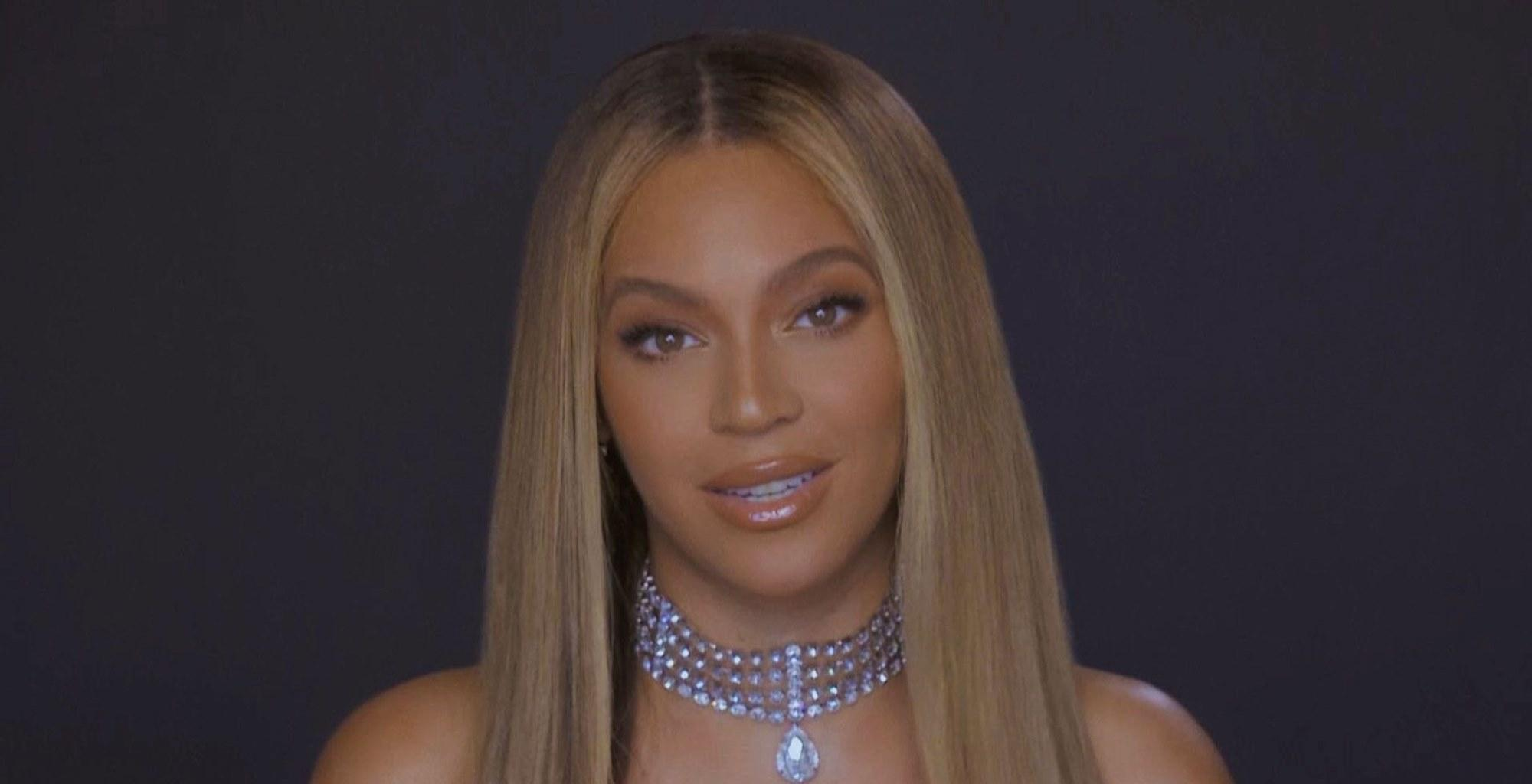 Tina Knowles Reveals All The Juicy Secrets About Beyoncé's New Visual Album