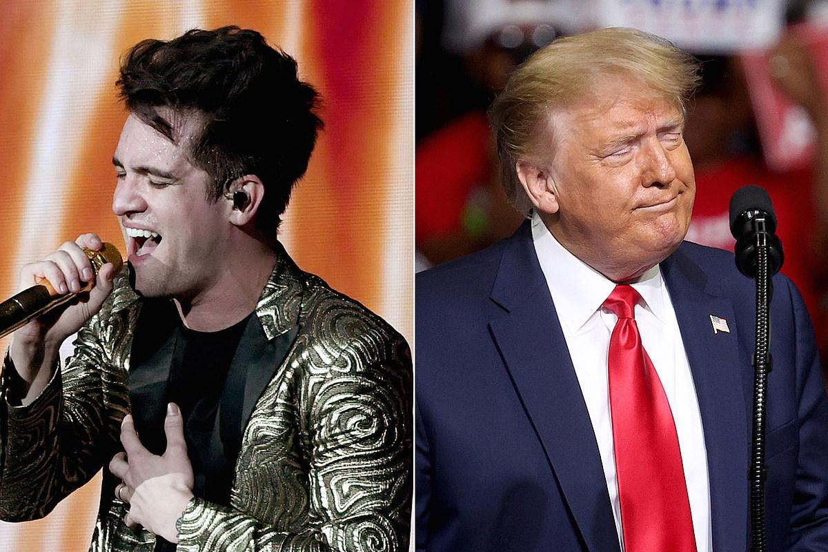 Brendon Urie Drags Donald Trump After Learning He Used His Song At Tulsa Rally!