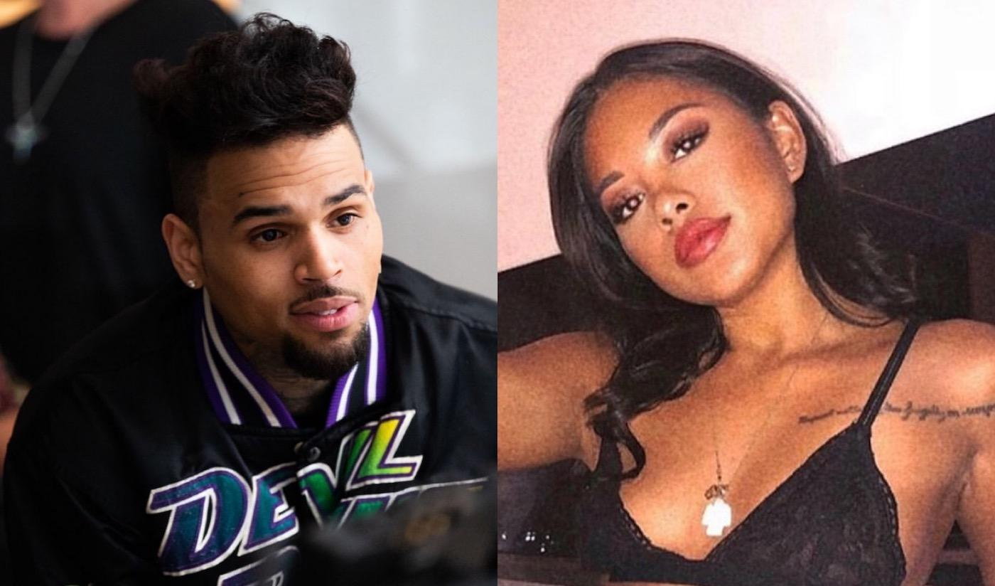 Ammika Harris Reportedly Helped Make Chris Brown's 'Father's Day' Special Even While Away From Him In Germany - Here's How!