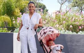 Christina Milian Has Fans Asking Questions After She Shared This Picture Of Hubby Matt Pokora And Their Son, Isaiah