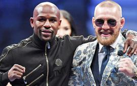 Floyd Mayweather Mocks Conor McGregor For Retiring Before They Could Have A Rematch!