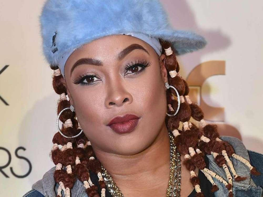 Da Brat Reveals Why It Took Her 20 Years To Finally Come Out