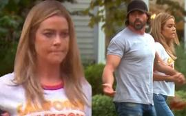 RHOBH Fans Worry For Denise Richards After Her Husband Threatens To 'Crush' Her Hand During Episode