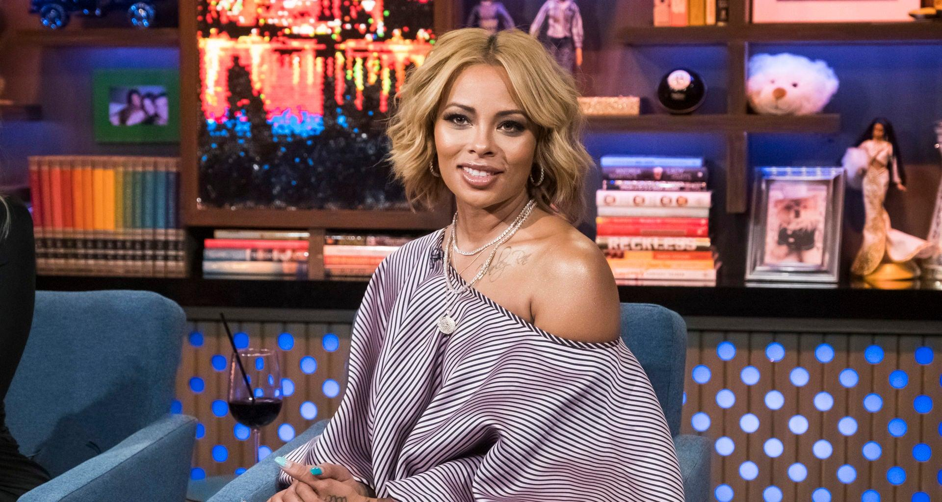 Eva Marcille Addresses Racism - Check Out The Video She Shared